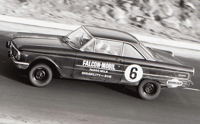 XP Falcon: The crazy 70,000-mile gamble that saved Ford Australia