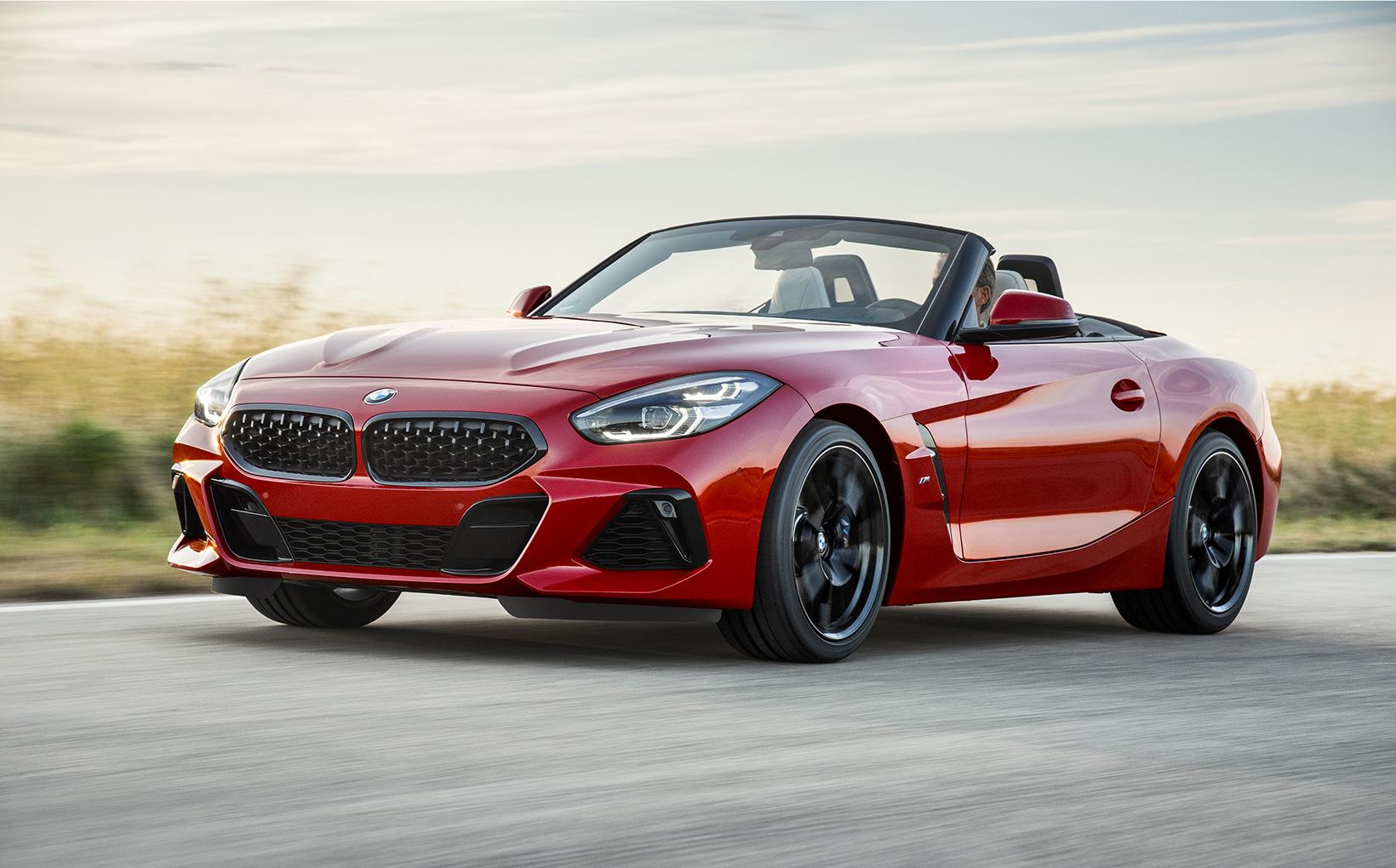 New-gen BMW Z4 drop-top to have Aussie flavour