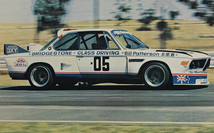 BMW 3.0 CSL: Moffat, Brock and the Batmobile