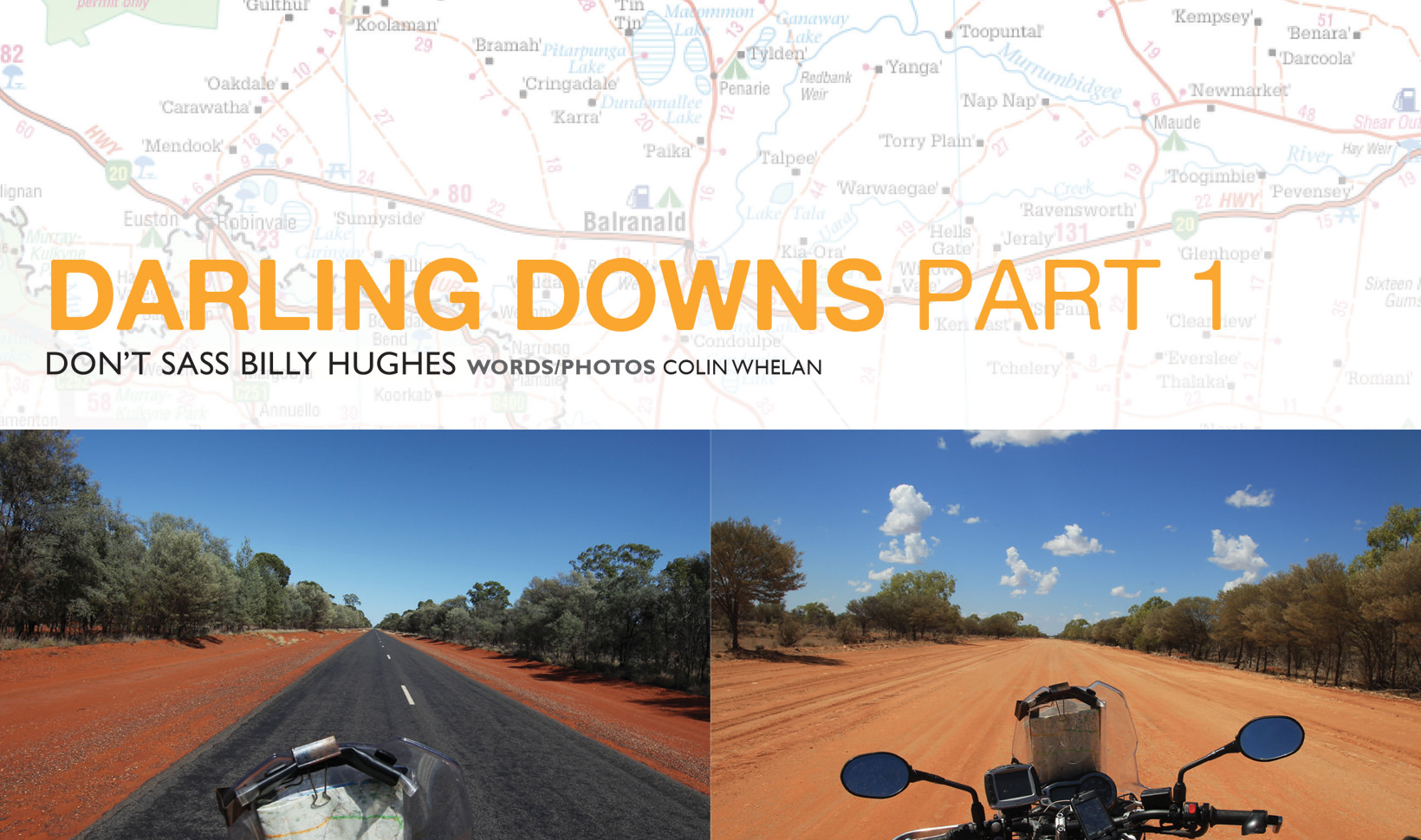 Darling Downs Part 1 - Don't Sass Billy Hughes