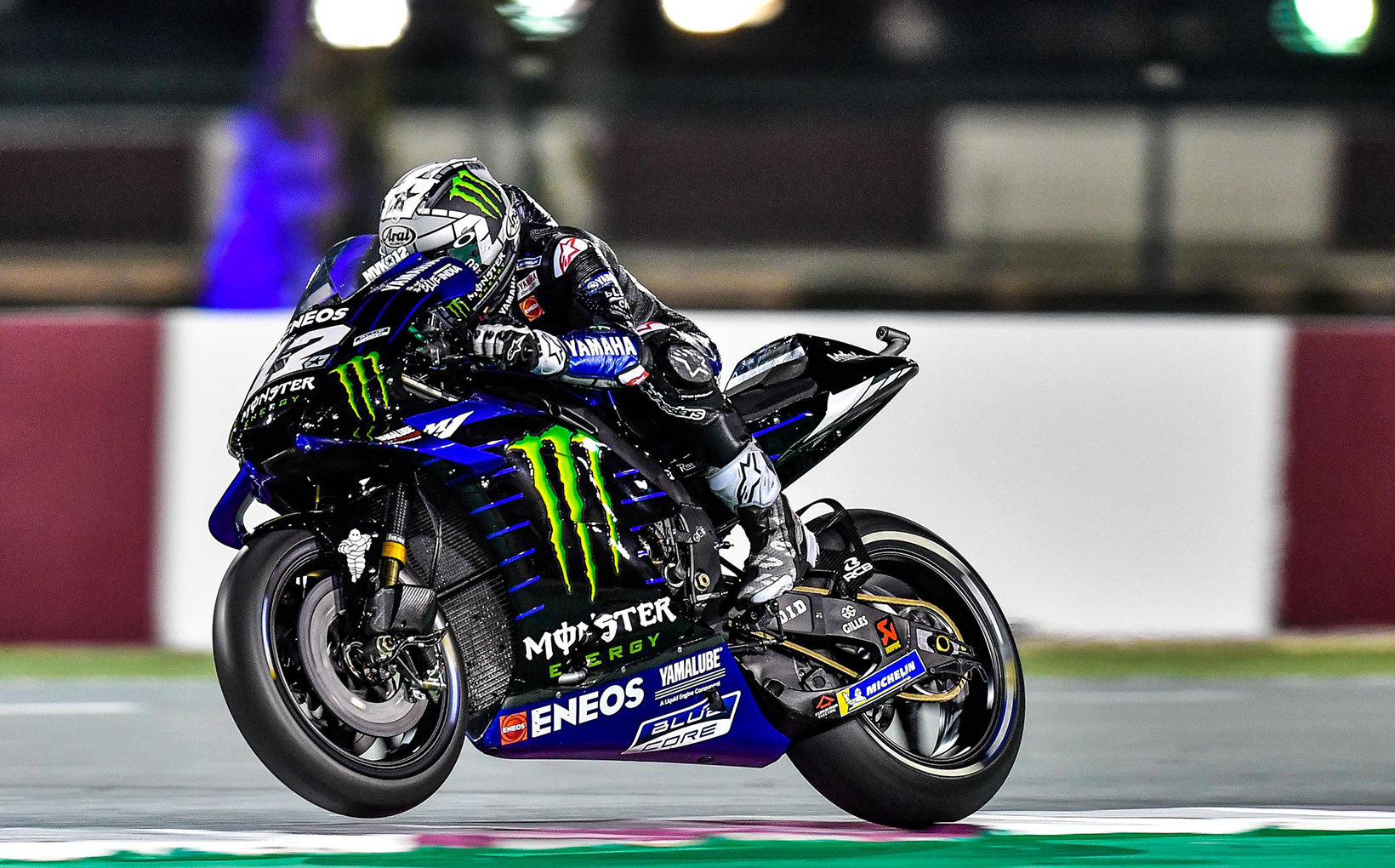 Qatar - Lights, Camera, Action: Lorenzo Returns, Bikes Go Fast & Vinales Stamps His Speed On