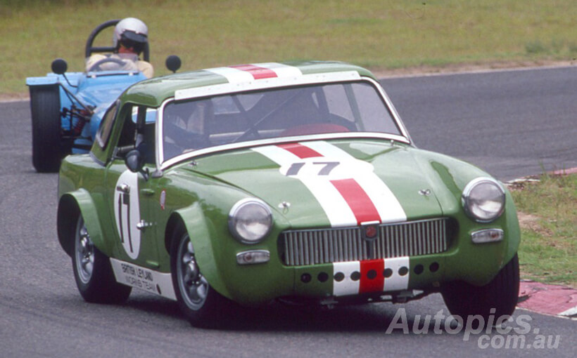 Austin-Healey Sprite and MG Midget: badge-engineered Brits that were born to race