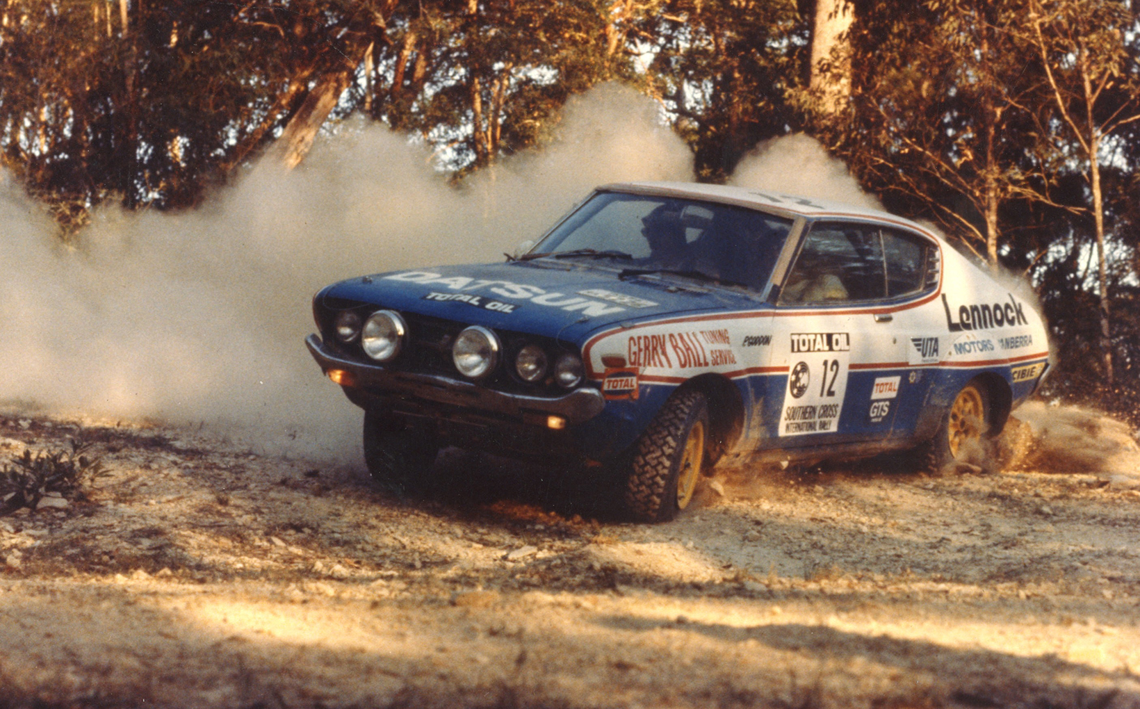Course survey complete for Southern Cross Gold Anniversary Rally