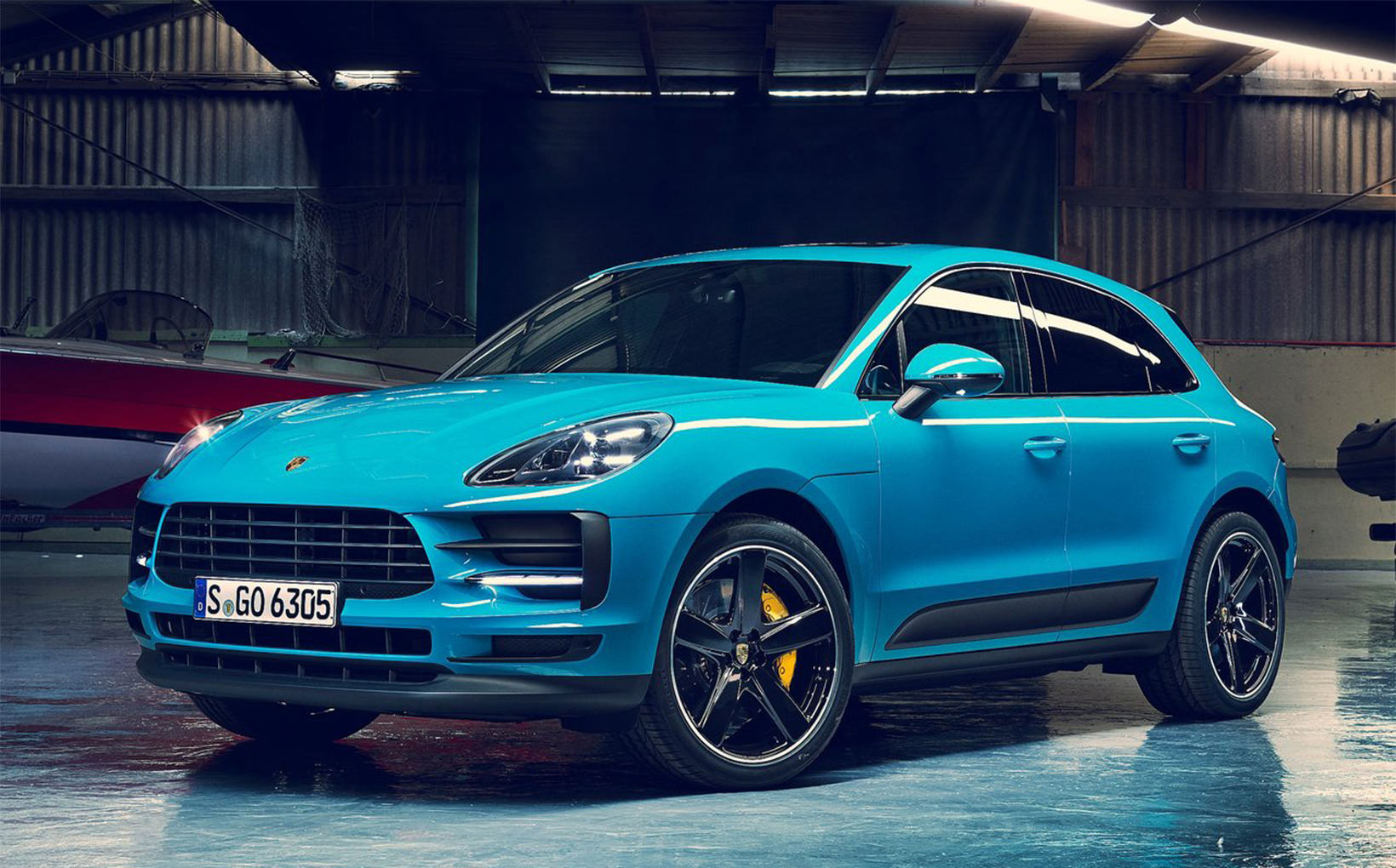 Porsche spruces up top-selling Macan mid-size SUV