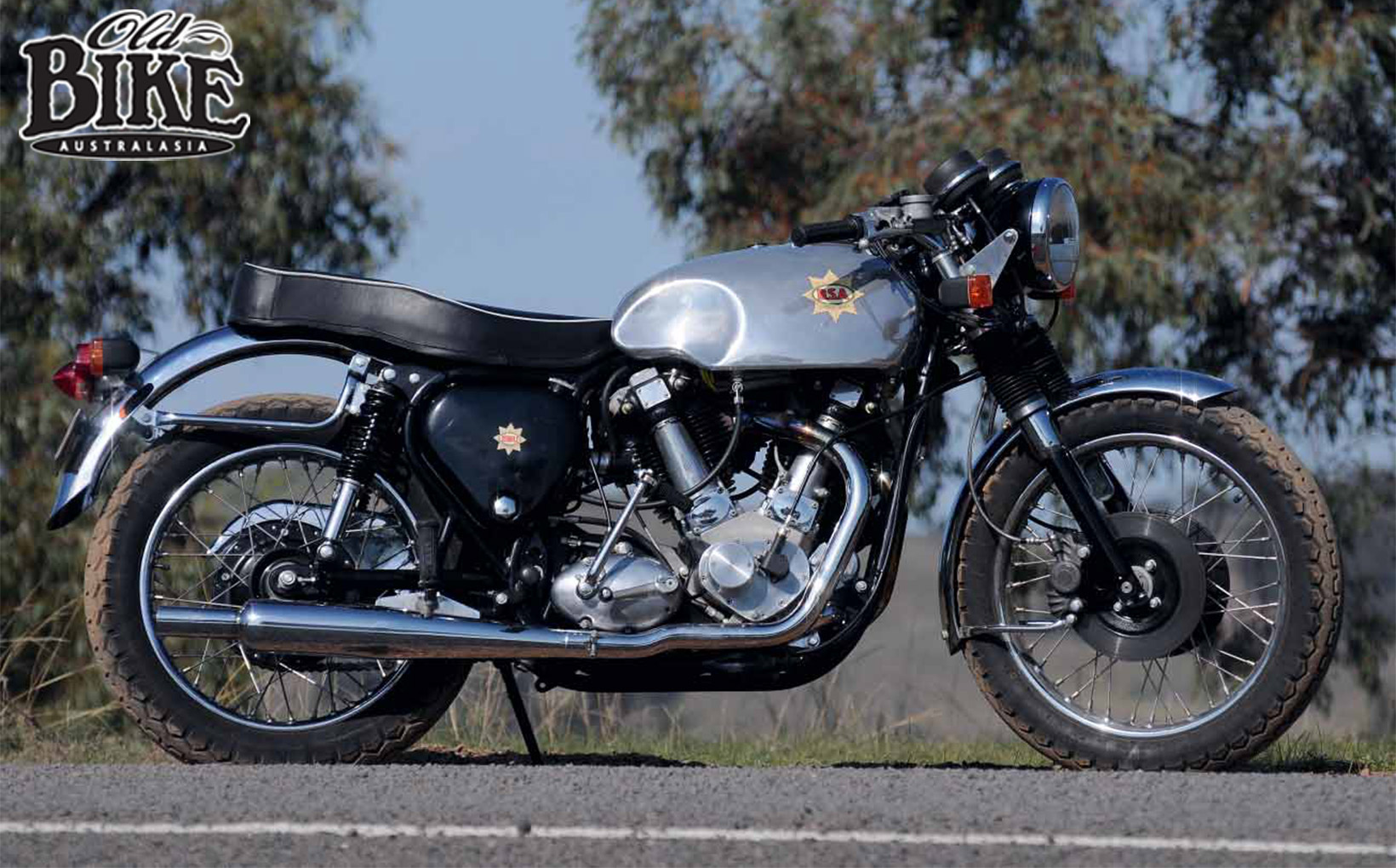 B66 BSA - Get your kicks on the B66