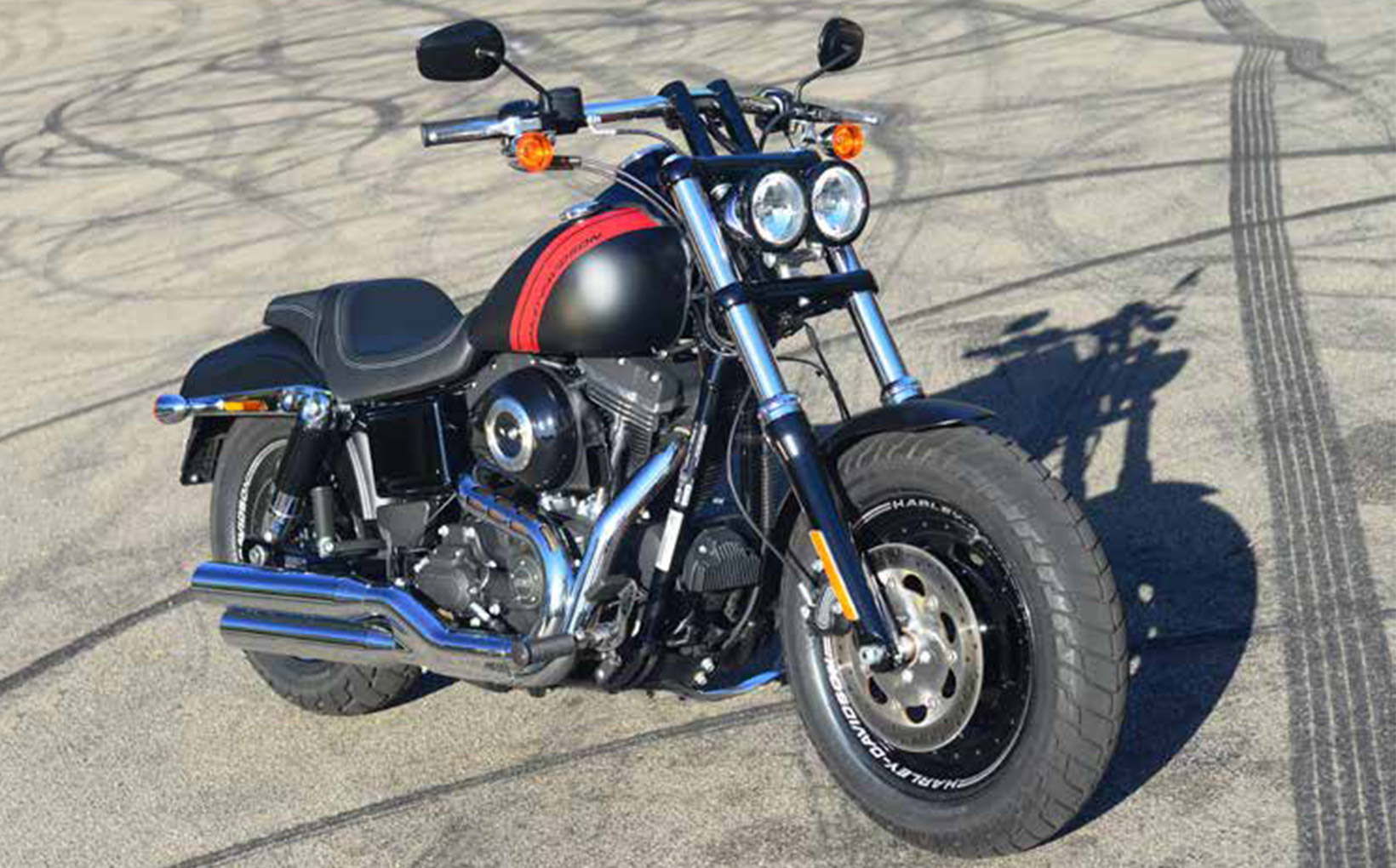 QUIKSPIN: Harley-Davidson Fat Bob - Fat by Name Fun by Nature