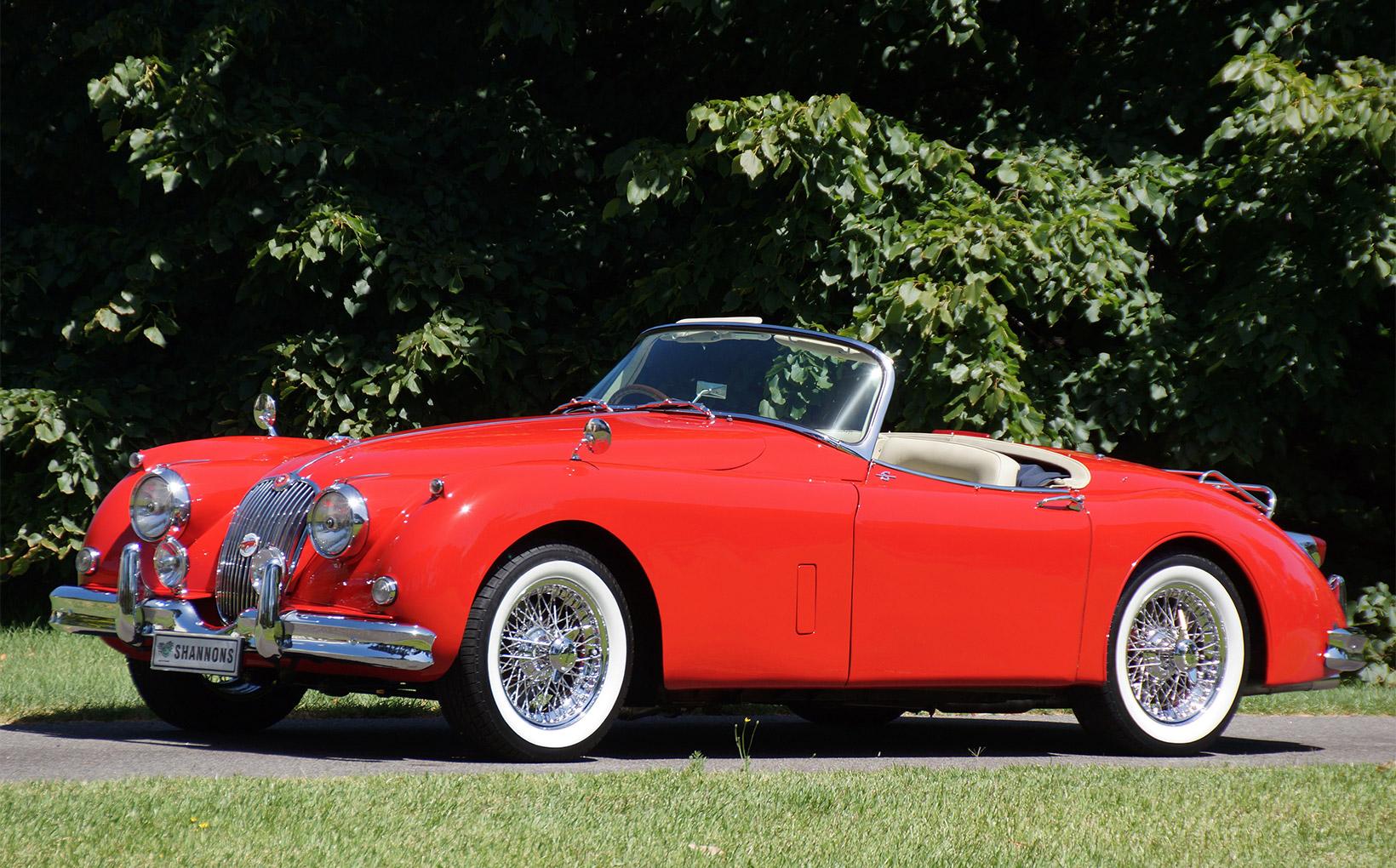 Jaguars roar into Shannons Melbourne Late Summer Auction