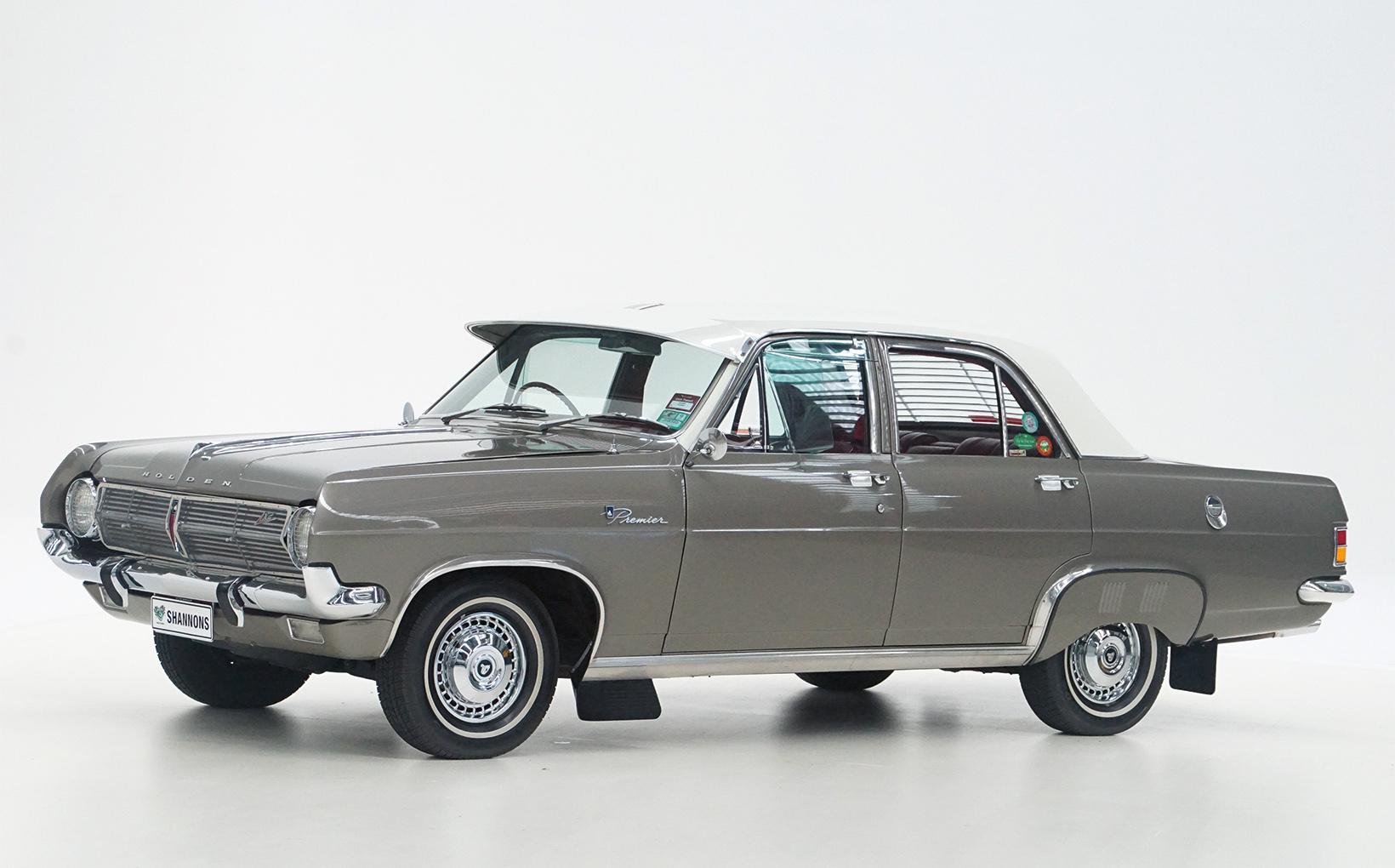 Bids for stunning '65 HD Holden surpasses $100k!