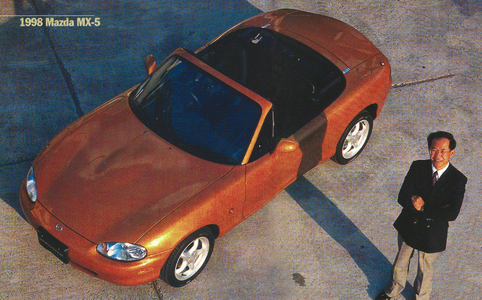1998 Mazda MX-5 - Successor