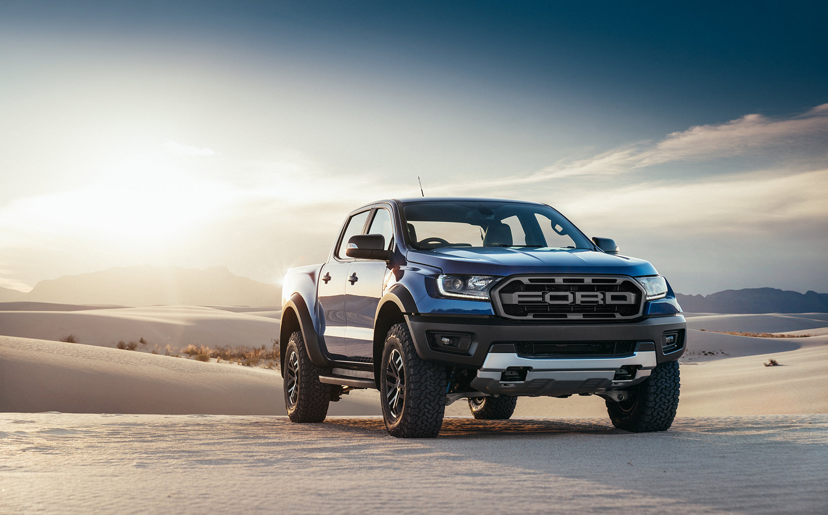 Ford unleashes its Raptor-tuned Ranger pick-up