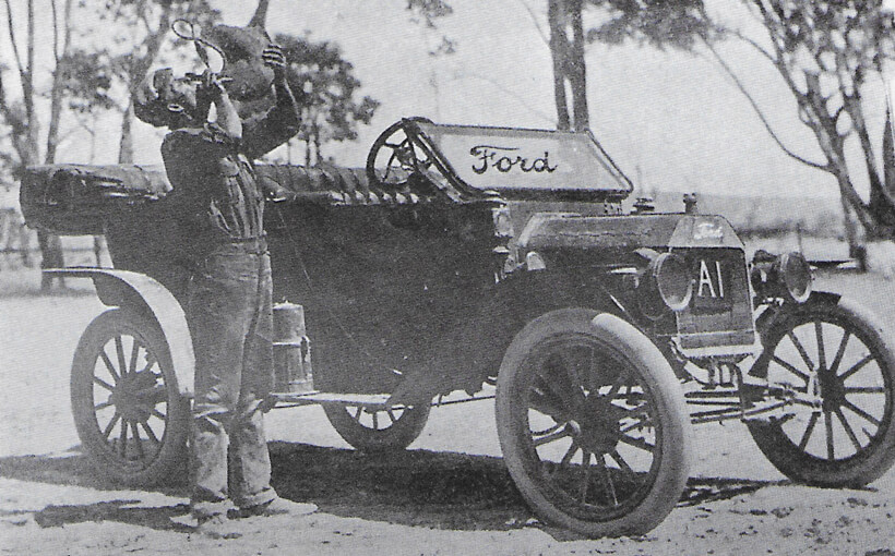 Ford Model T: from Indy 500 to the Aussie outback