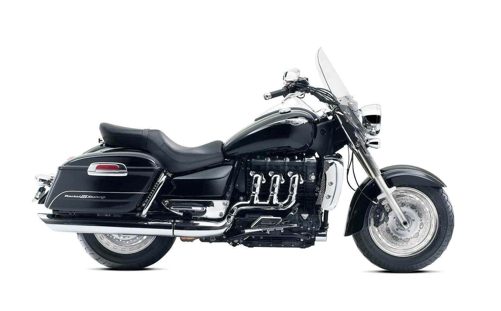 QUICK FANG: Triumph Rocket III Touring - Heavy Reign