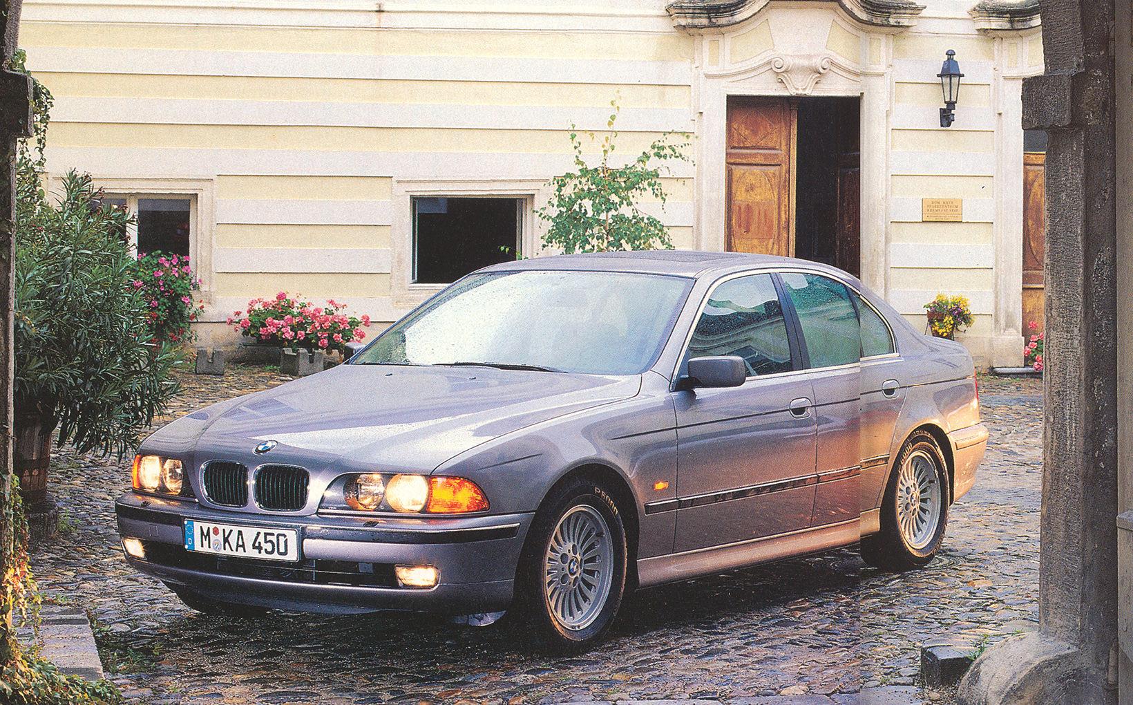 BMW 528i - Gimme Five!