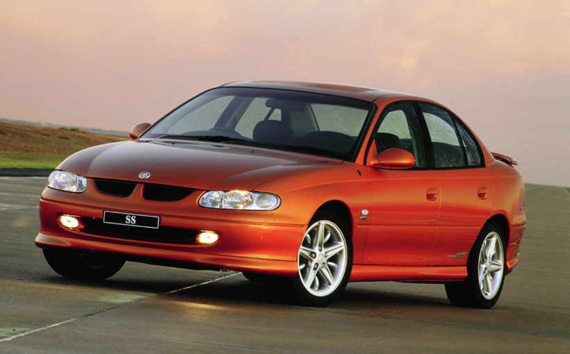 Holden VT/VX Commodore: The Most Beautiful Aussie Sedans Ever?
