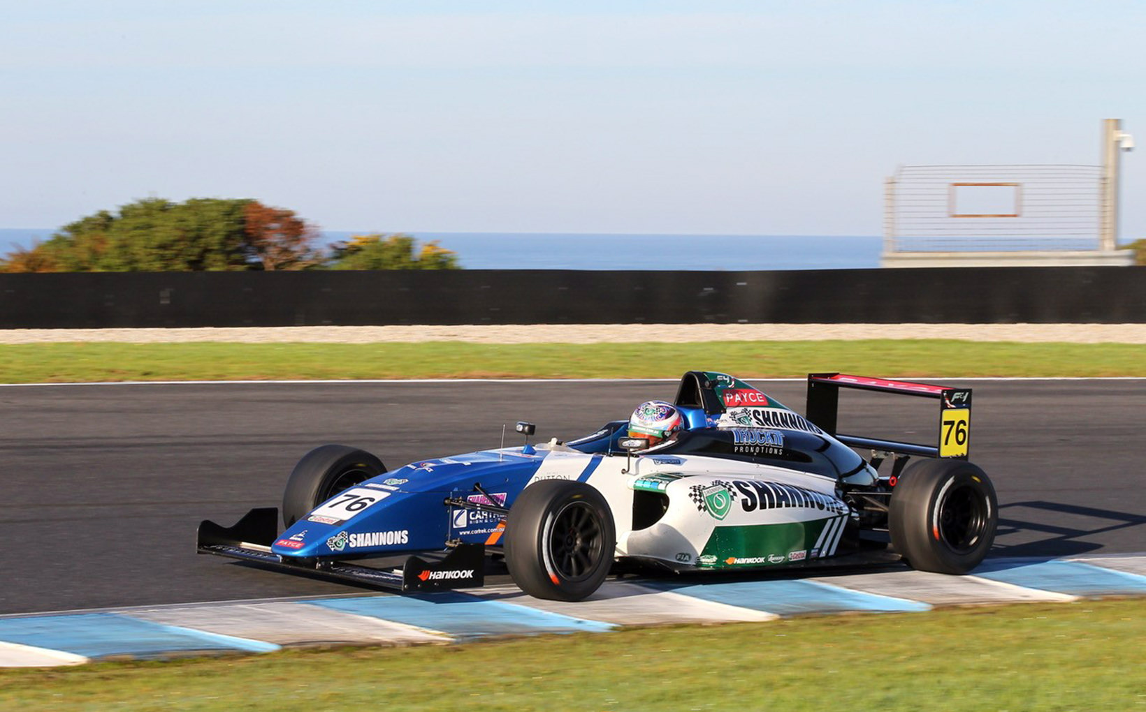 Shannons driver Emerson Harvey selected as wildcard entry for Team Australia