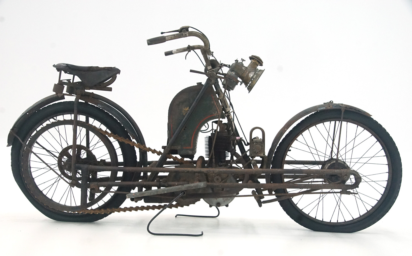 Important early Motorcycle Collection at Shannons Spring Online Auction