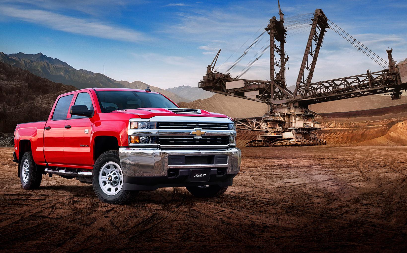 HSV loads up full-sized Chevrolet Silverado