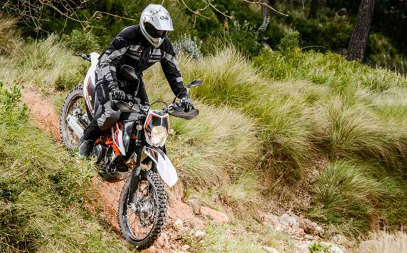 QUIKSPIN: KTM 690 Enduro R – An Enduro for All Seasons