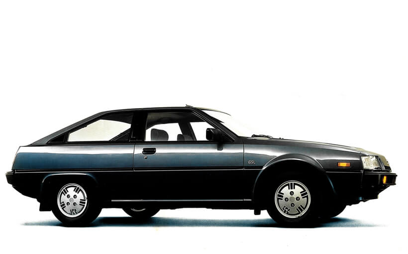 Mitsubishi Cordia GSR Turbo: striking the perfect performance car chord
