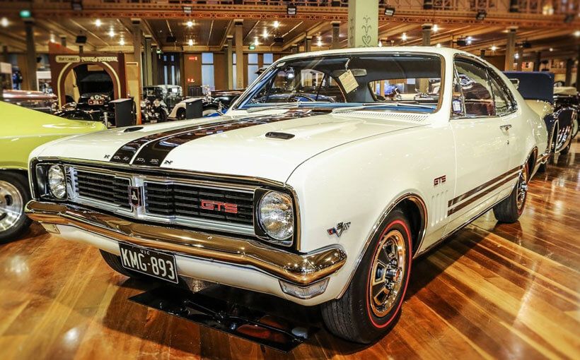 Holden HT and HG Monaro: Australia's own muscle car master