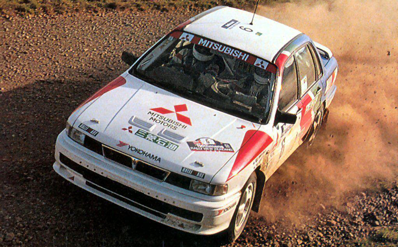 Mitsubishi Galant VR-4: how Aussies starred in a global success story