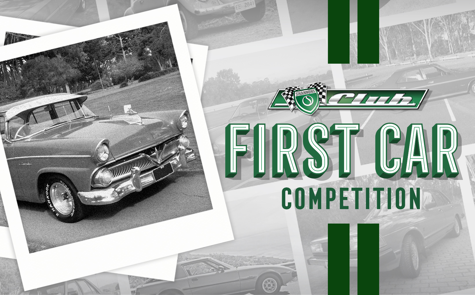 Shannons Club First Car Competition