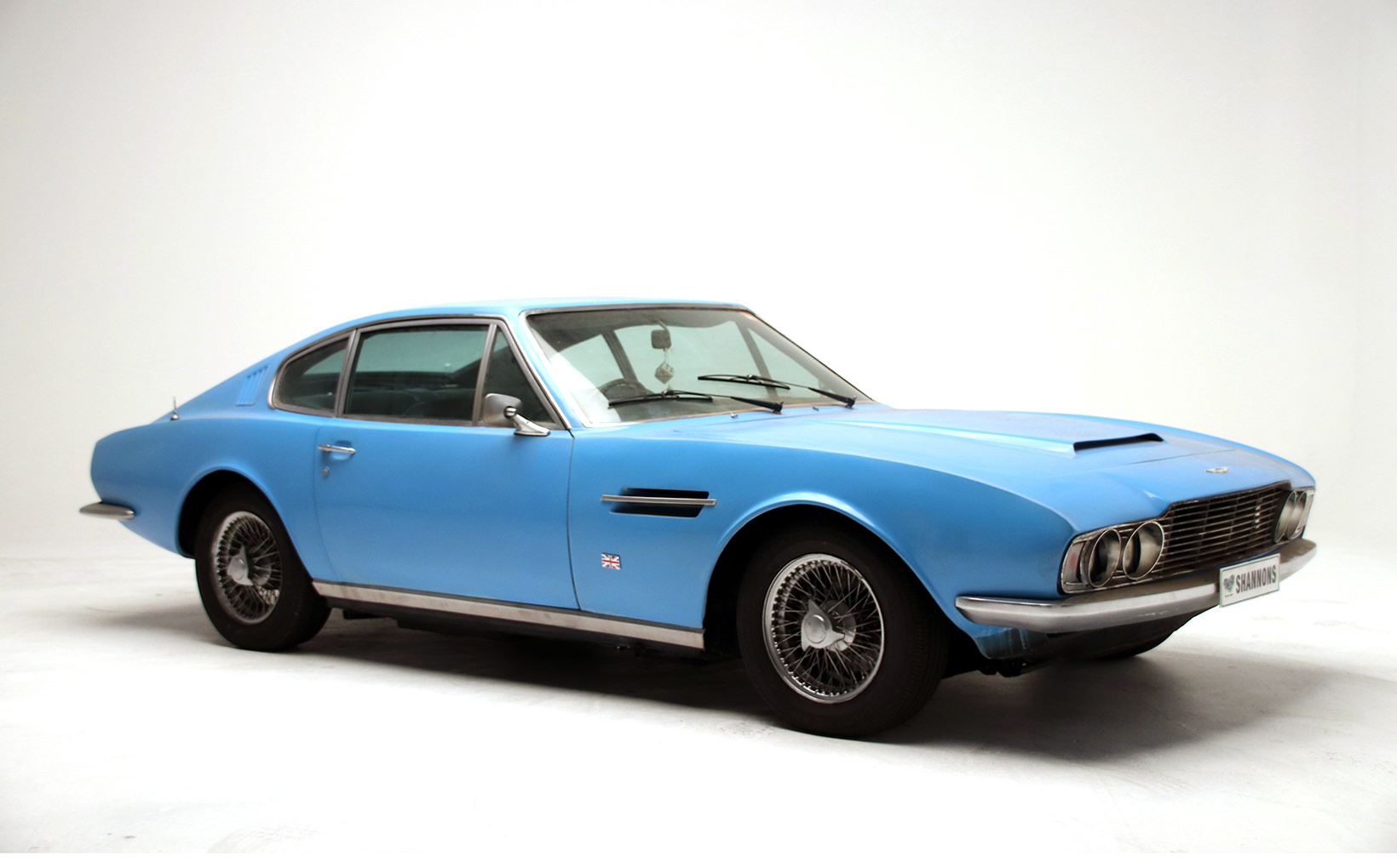 No reserve Aston at Shannons Sydney Auction