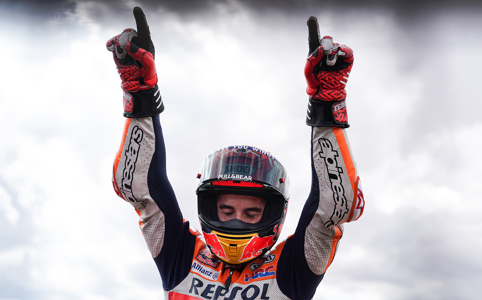 Marc Marquez Wins Aragon, Crushing the Field and Extending Title Lead