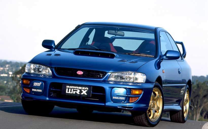 Subaru Impreza WRX: All-wheel drive turbo vanquishes V8 heavyweights