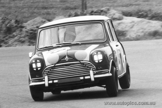 1966 Bathurst 500: How Mini tamed The Mountain