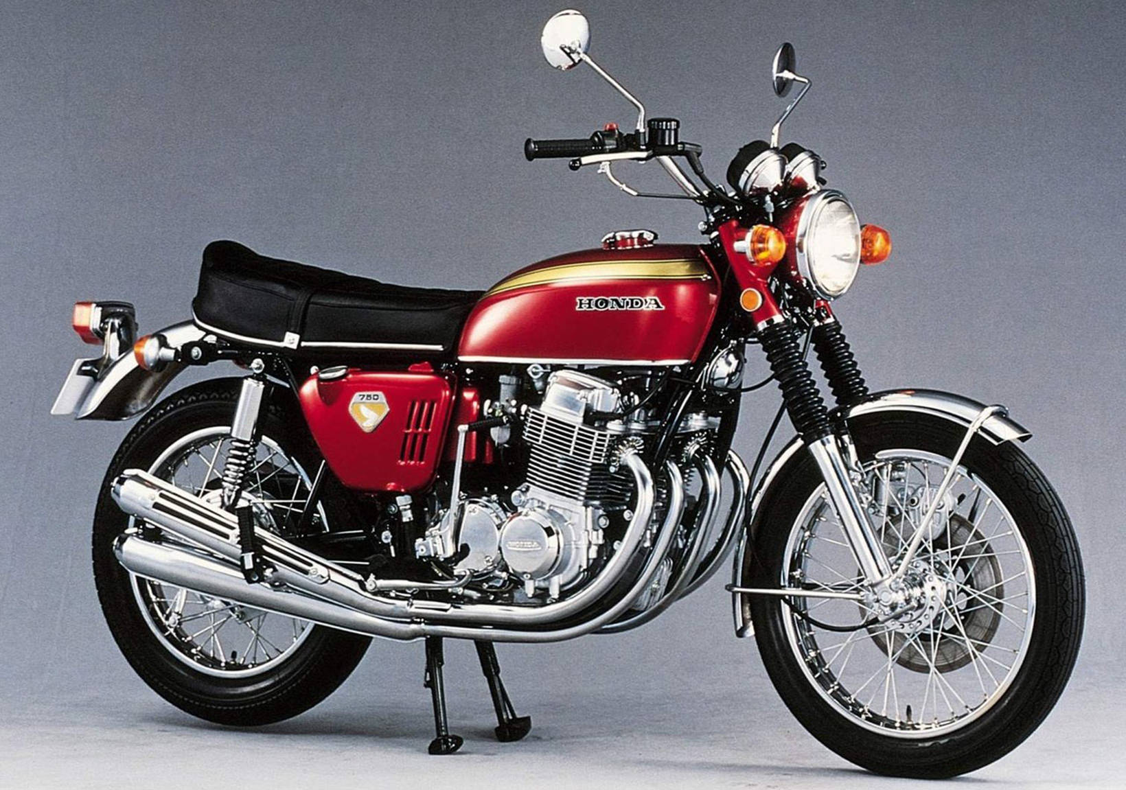 Honda CB750: The world's first mass-production superbike