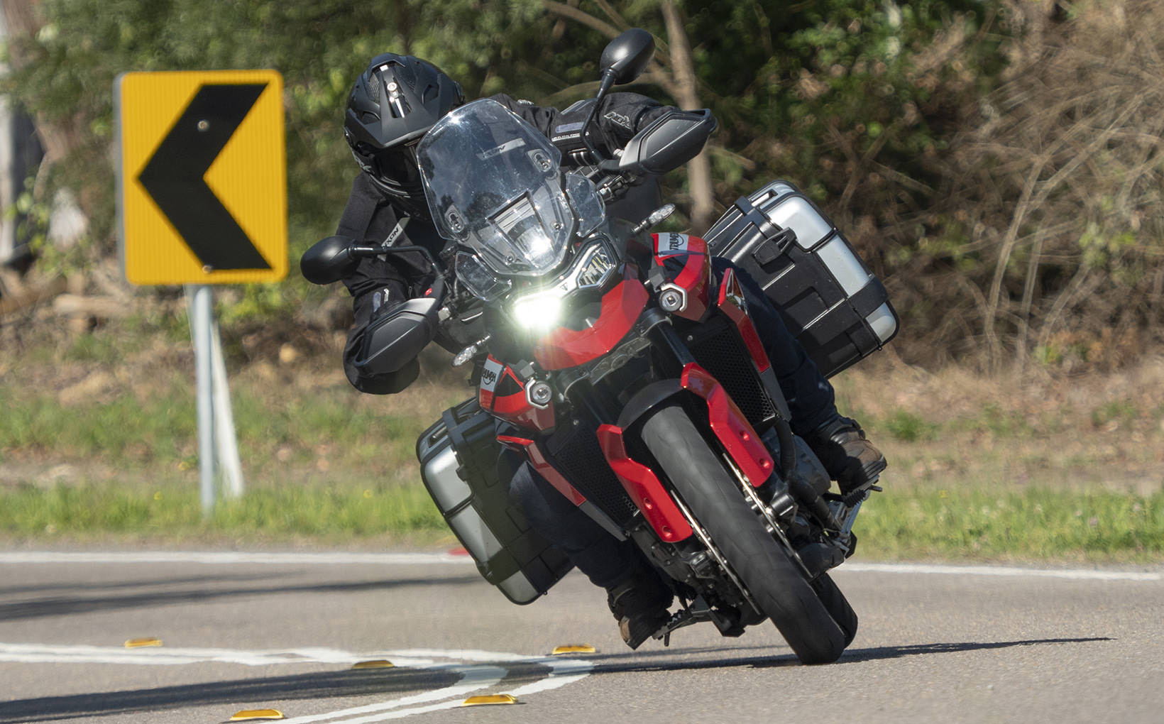 2020 Triumph Tiger 900 GT Pro: Cat amongst the pigeons