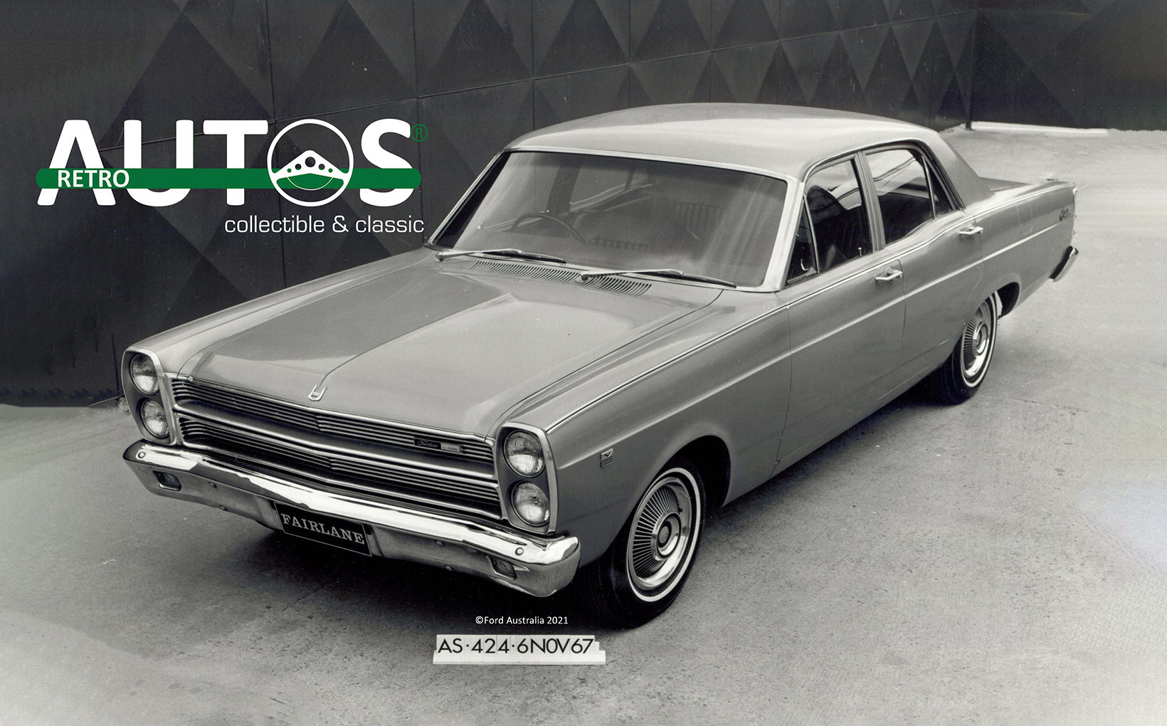 Retroautos: ZC Fairlane from Design to Driveway