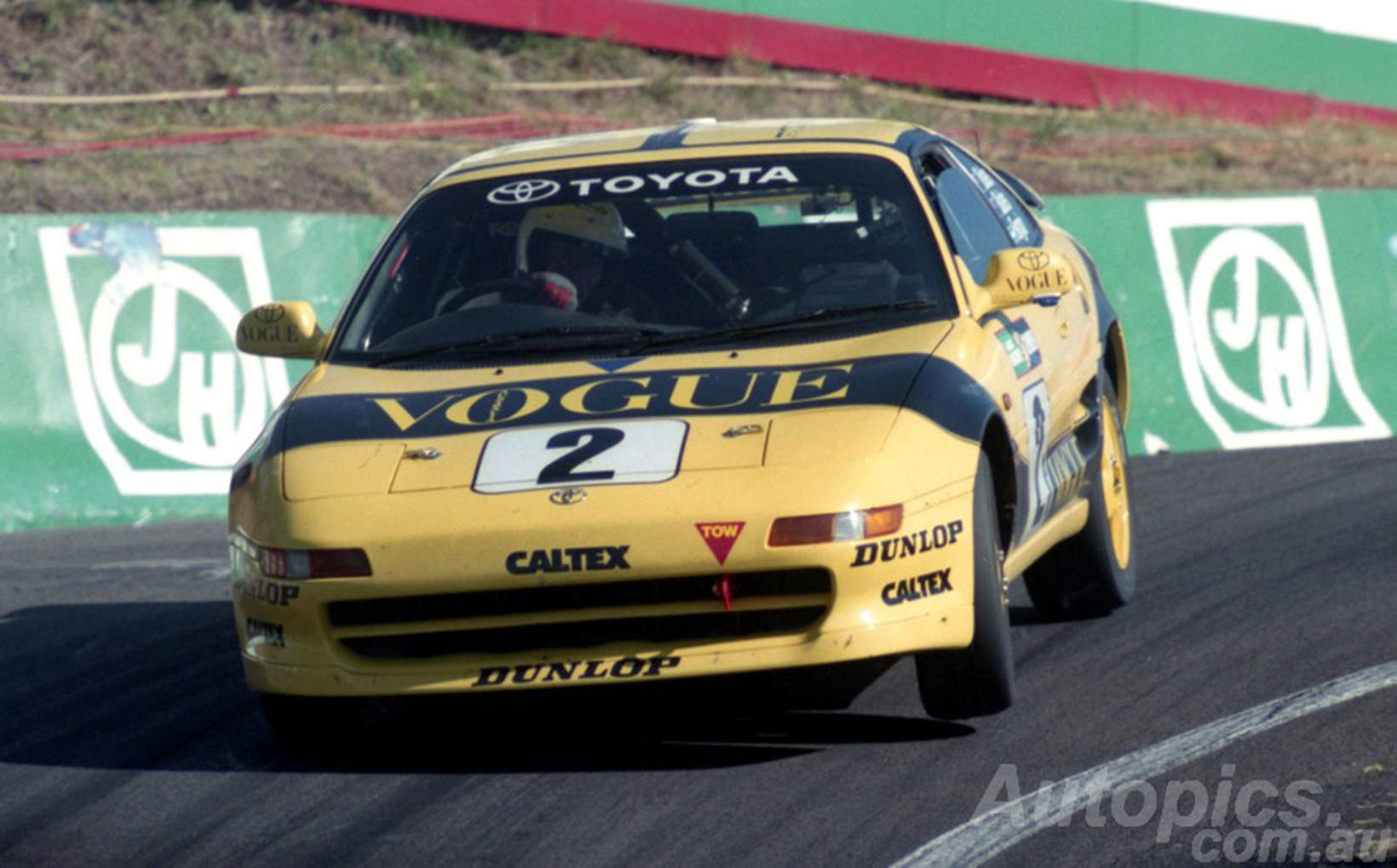 Toyota MR2: Japan's giant-killing Bathurst champ