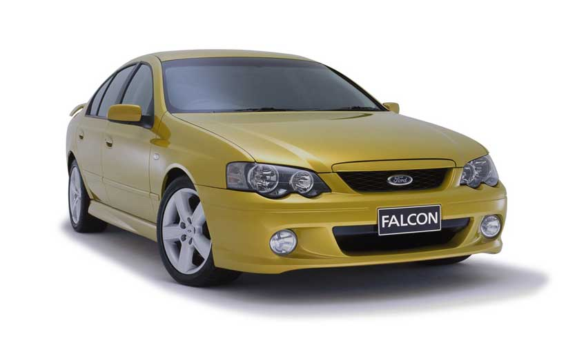 Ford BA and BF Falcon: Australia's best sedans, insufficiently stylish and badly sold