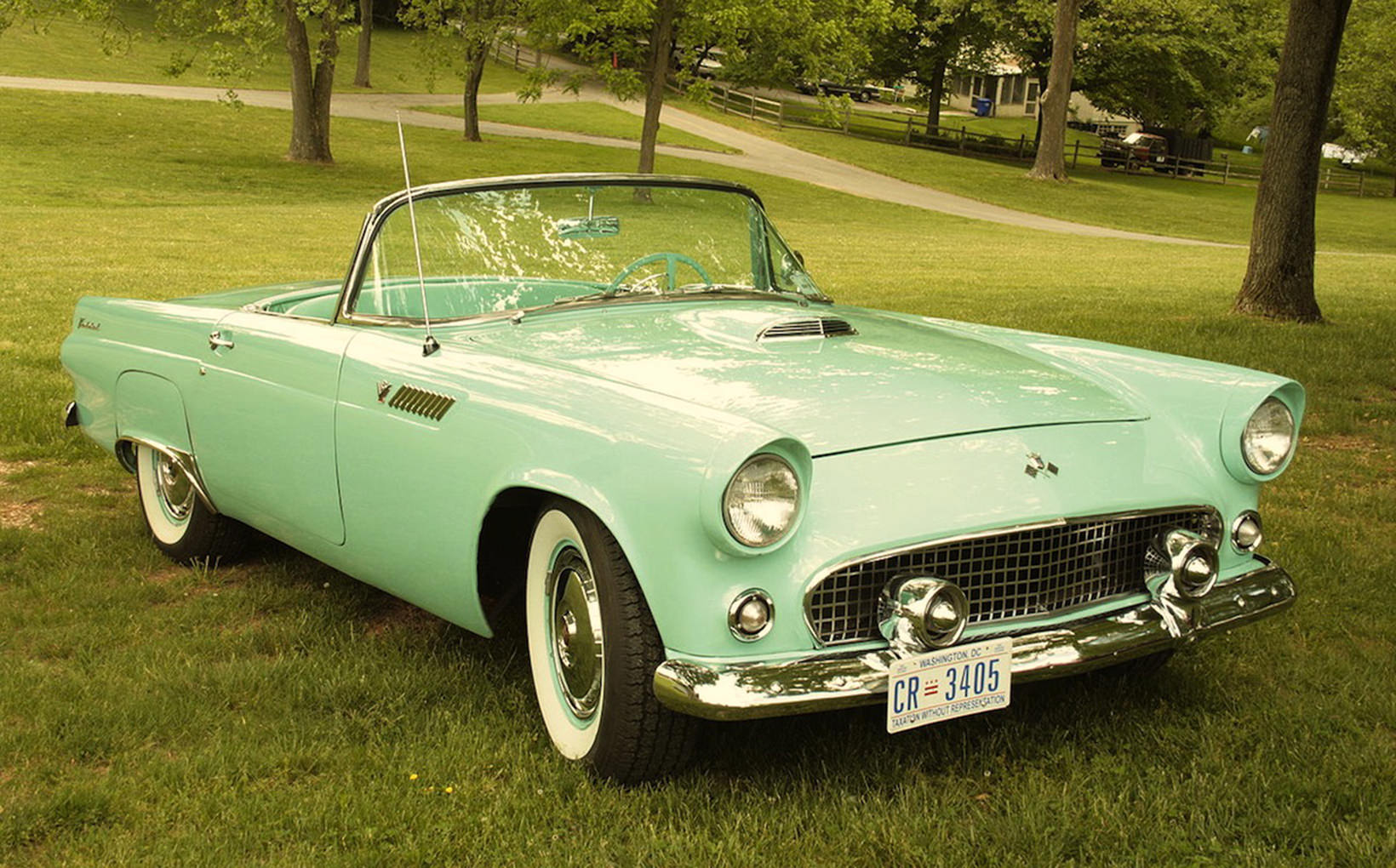 Ford Thunderbird: Ford invents the 'Personal Car'