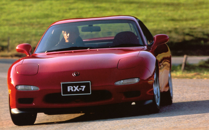 Mazda RX-7 Twin Turbo: the purest rotary sports car