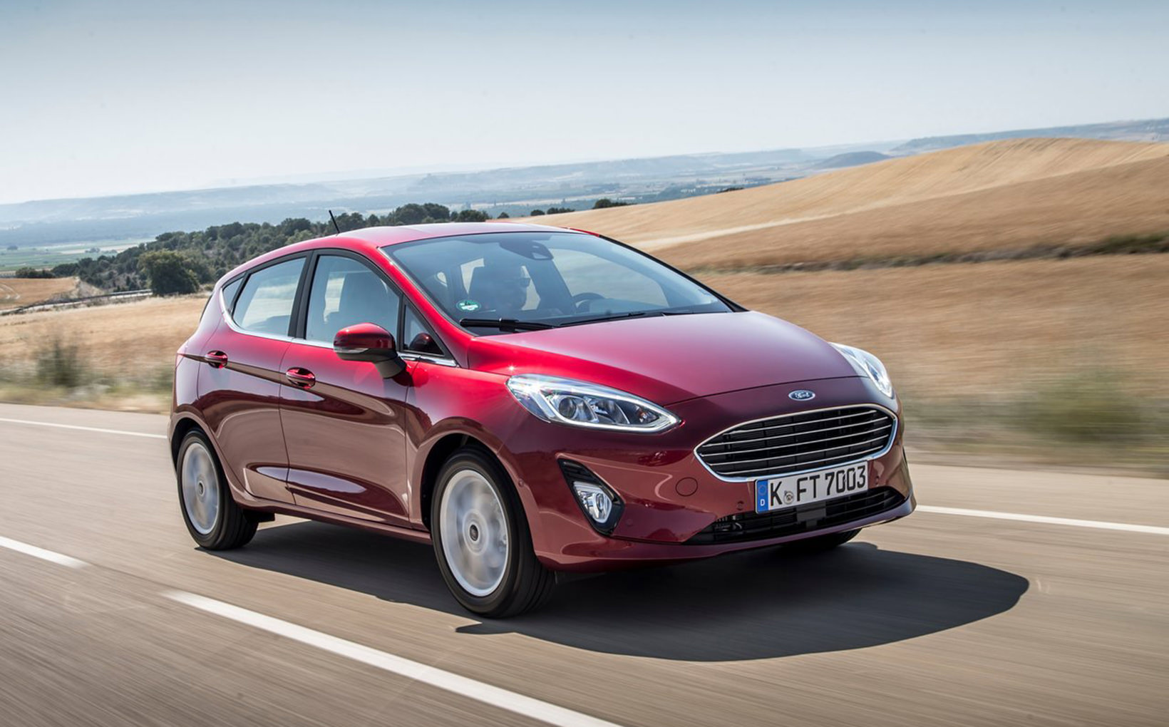 Ford ditches Fiesta light car range, but hot ST to live on