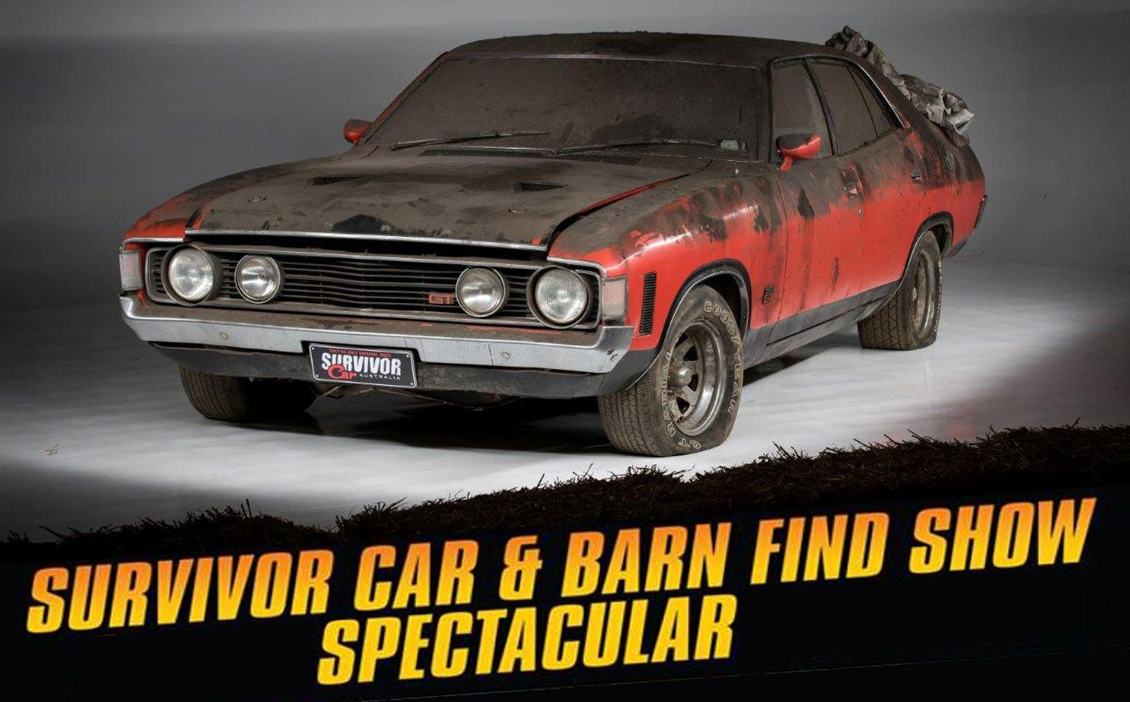 Shannons Survivor Car & Barn Find Show Spectacular