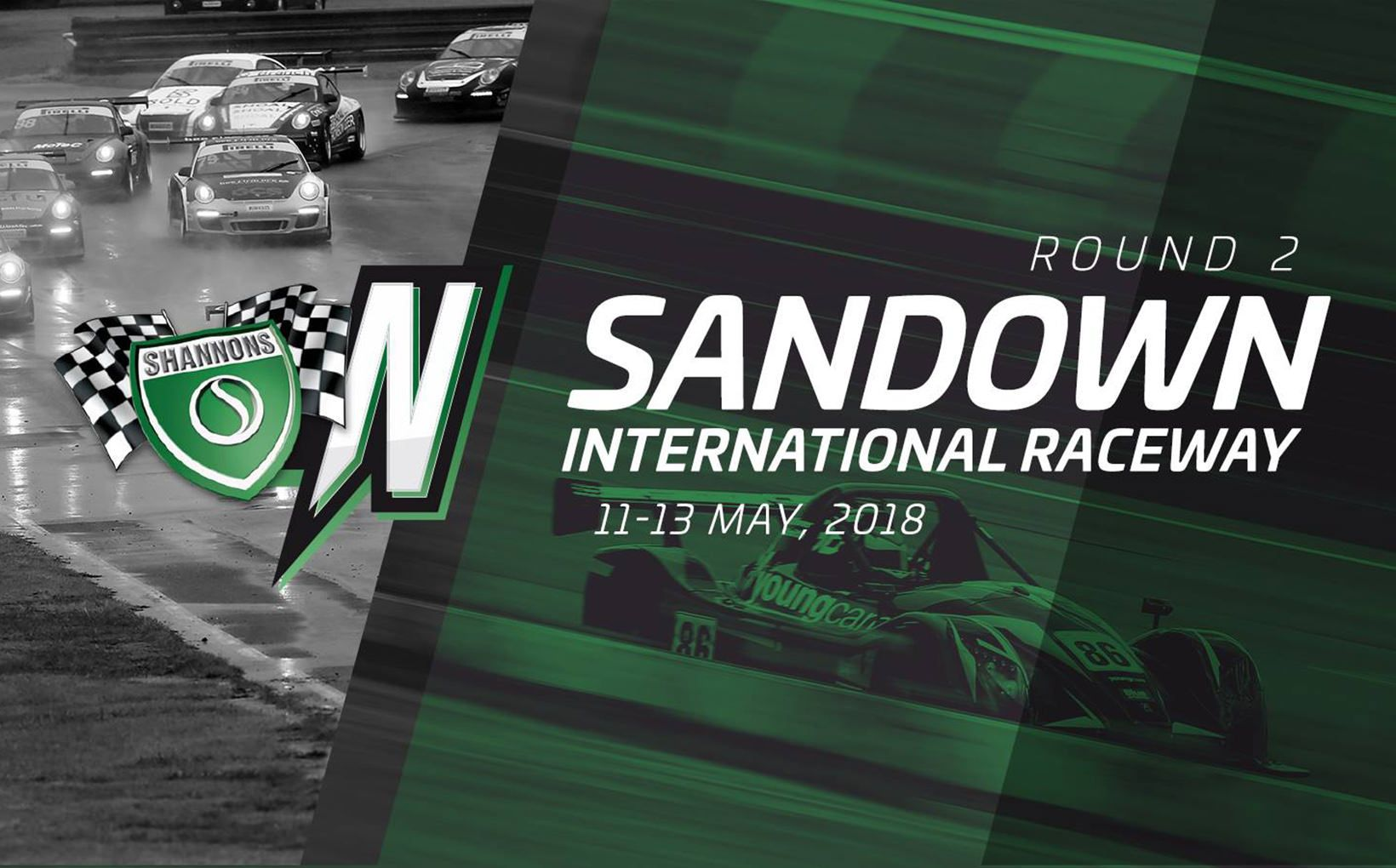 Shannons Nationals - Round 2 Sandown: Discount Ticket Offer