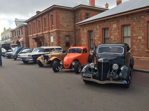 YORK MOTOR SHOW Shannons Club - Classic car show york