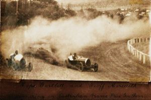 90th Anniversary of the Goulburn Grand Prix