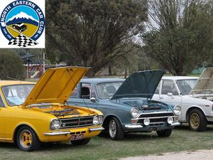 "North Eastern Car Club's annual ""SHOW US YOUR CAR"" night"