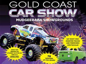 Th Annual Gold Coast Car Show QLD Shannons Club - Monster car show