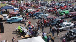 Holden Car Show Dandenong Showgrounds