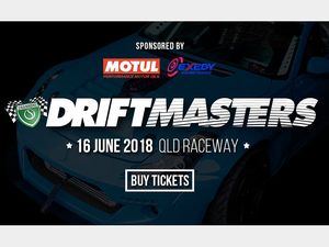DRIFT MASTERS - QLD