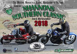 Shannons Southern Classic Hosted By The HMRAV