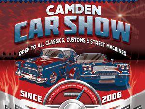 Camden Car Show Shannons Club - Car show pics