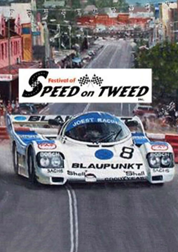 Festival of Speed on Tweed