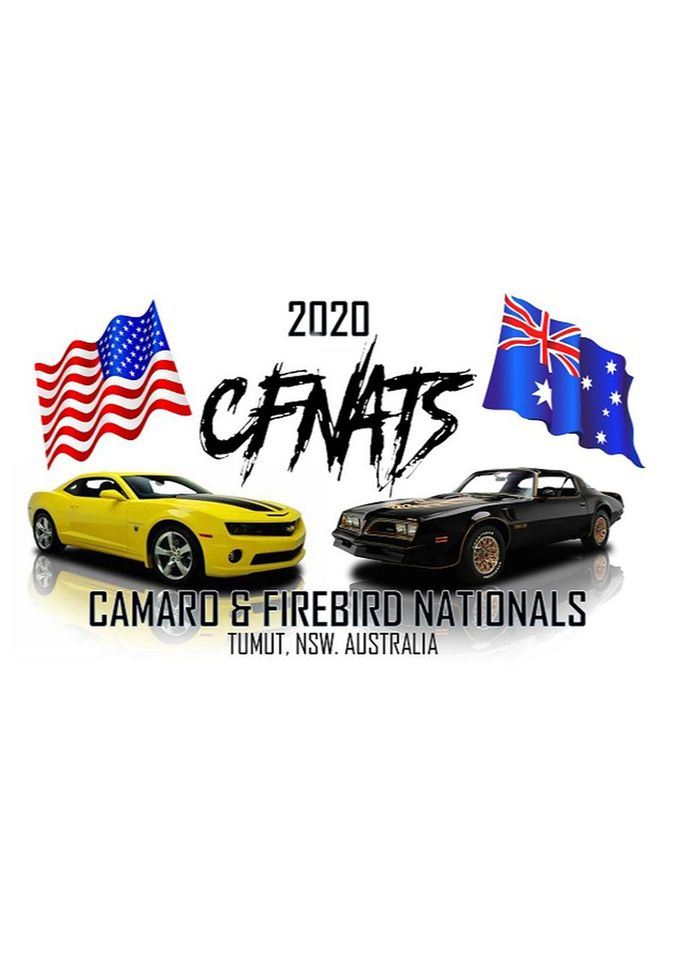 CANCELLED - Camaro and Firebird Nationals 2020